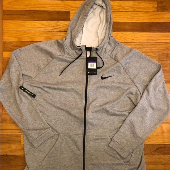 finest selection 200af 931d8 Men's Nike Dri-Fit XXXL-Tall Hoodie NWT